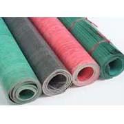 Mineral Fiber Rubber Sheet